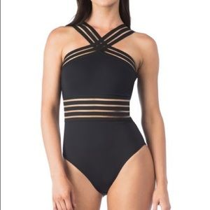 Kenneth Cole one piece swimsuit